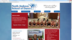 North Andover School of Dance in North Andover, MA