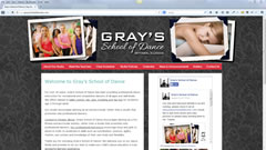 Gray's School Of Dance Inc. in Ottawa, IL