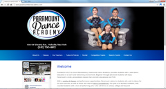 Paramount Dance Academy in Holtsville, NY