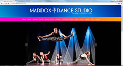 Maddox Dance Studio in Warrenton, OR