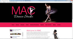 MAC Dance Studio in Pittsburgh, PA