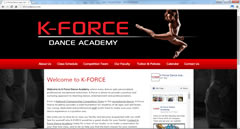 K-FORCE Dance Academy in Manassas, VA