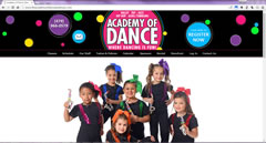 Academy of Dance in Springdale, AR